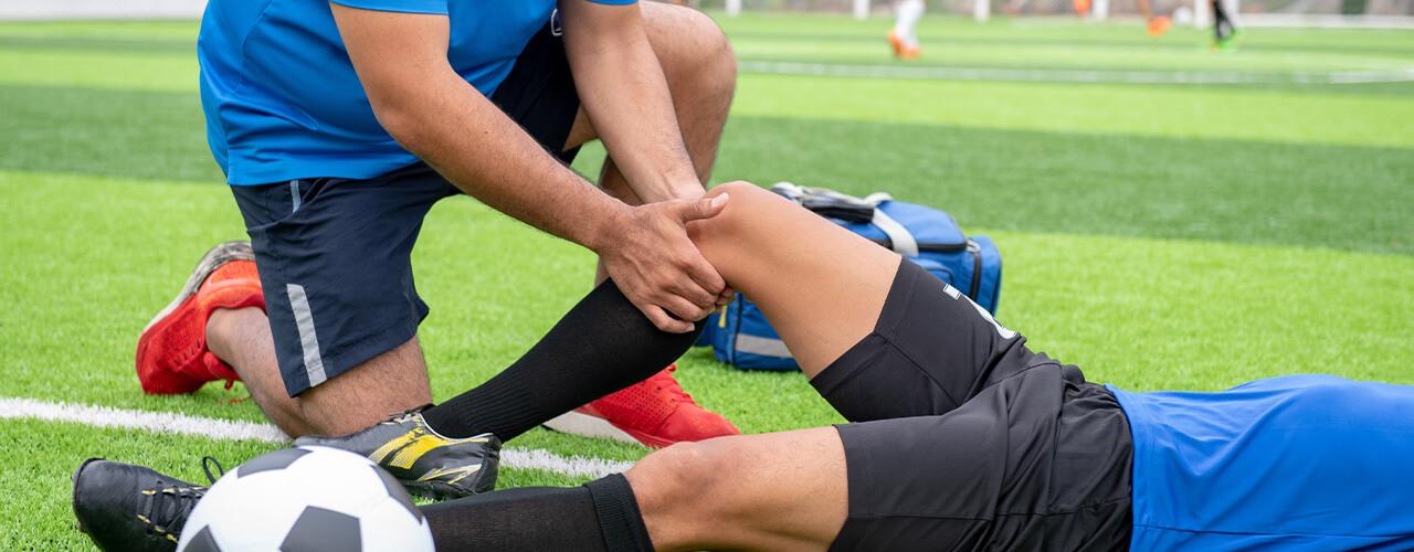 Sports Injuries Clinic Florence, SC & Palmyra, MO