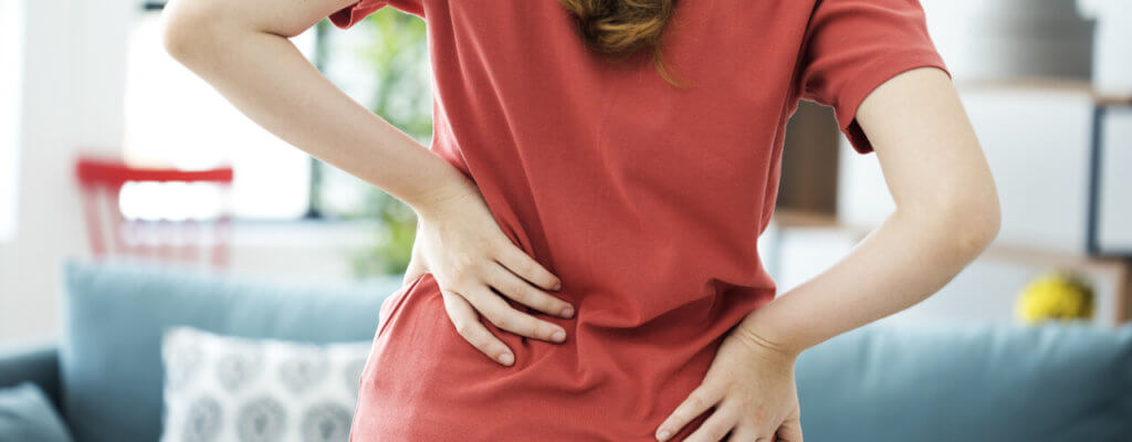 Living with Persistent Back Pain